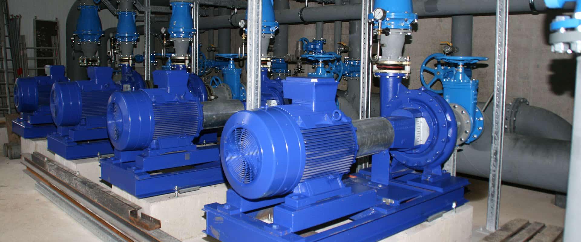 Wasser- und Rohrleitungsbau